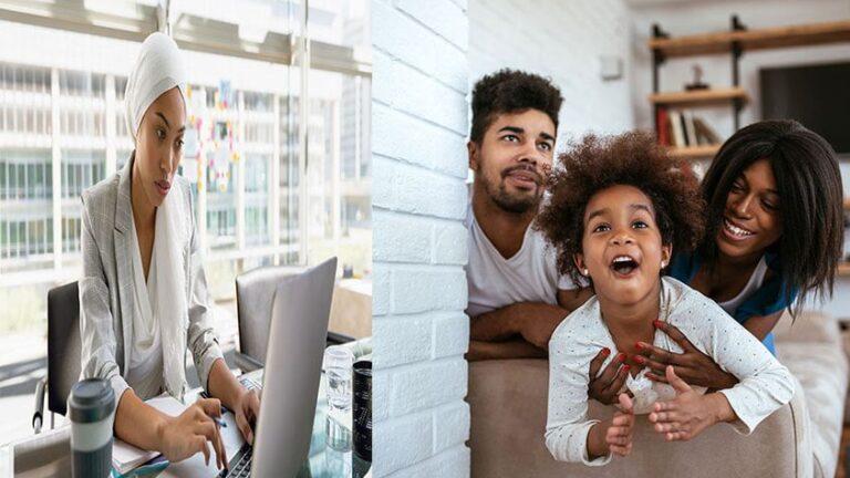 balance work and family