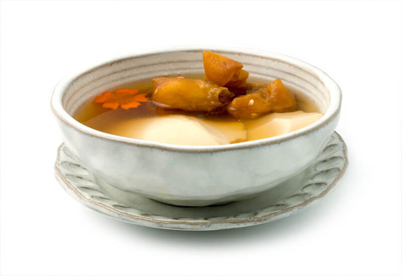 Tofu pudding